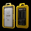 (USA Version) 2MM Prism Shockproof Crystal Clear TPU Case For Moto E4 Back Cover