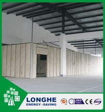 water resistant wall panels / waterproof eps sandwich wall panels from China