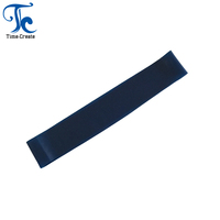 Wholesale natural latex 5 levels custom printed elastic stretching exercise fitness resistance bands