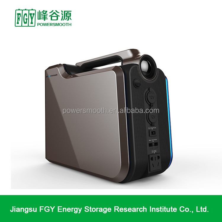 500W Household Solar Generator/ Integrated Energy Storage System with Lithium Battery