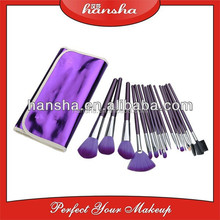 Ladies Facial Makeup Brush Sets Guangzhou Professional Manufacturing Company