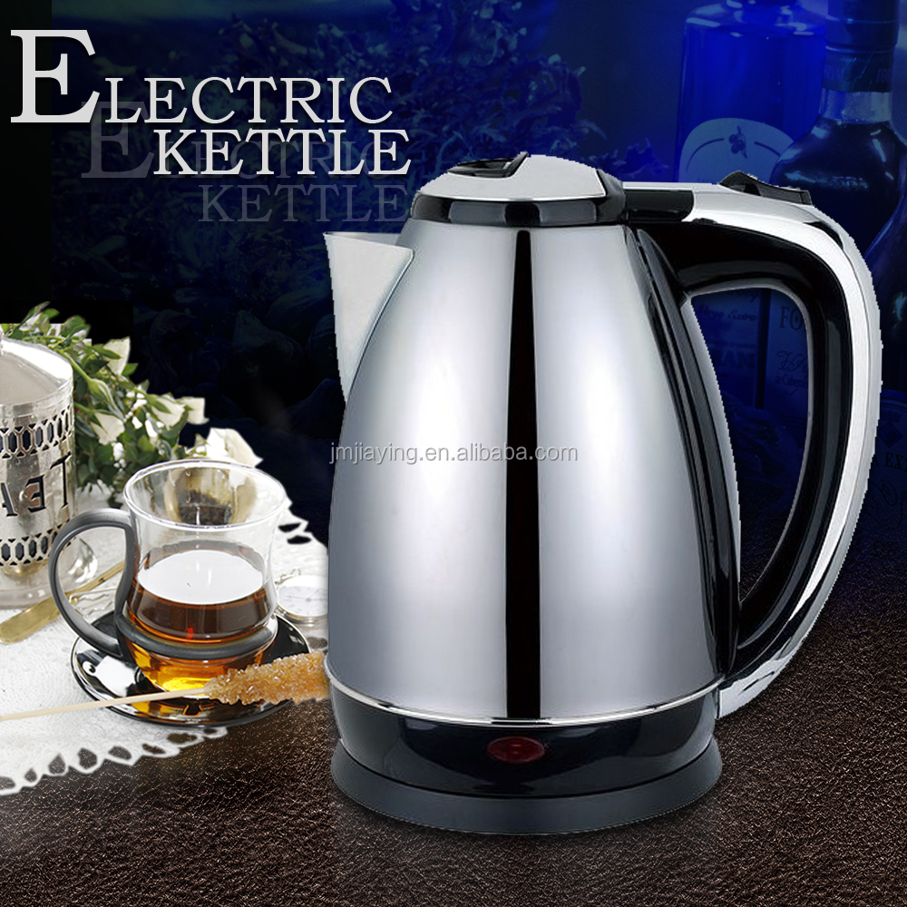 Hot Sell Factory Price 1.5L/1.8L Stainless Steel Electric Kettle