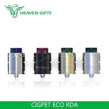 HeavenGifts Selling Newest 2ml CIGPET ECO RDA Atomizer vape ape vaporizer