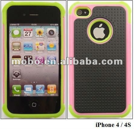 Silicone case for iPhone 4/4S