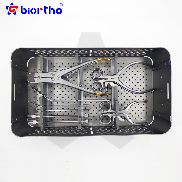 Veterinary Orthopedic basic equipment package Instruments