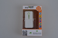 New Arrival 4400mAh Portable Battery Charger for Xiaomi huawei Samsung Ipone all 5V smart device