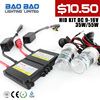 guangzhou factory price 12V/24V 35W xenon HID kit with 3000-30000k bulbs --BAOBAO LIGHTING Factory directly wholesell