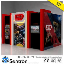 New industry xd 9d cinema 7d theater 5d kino