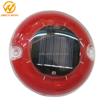 High Brightness Plastic Small Round Red Reflector