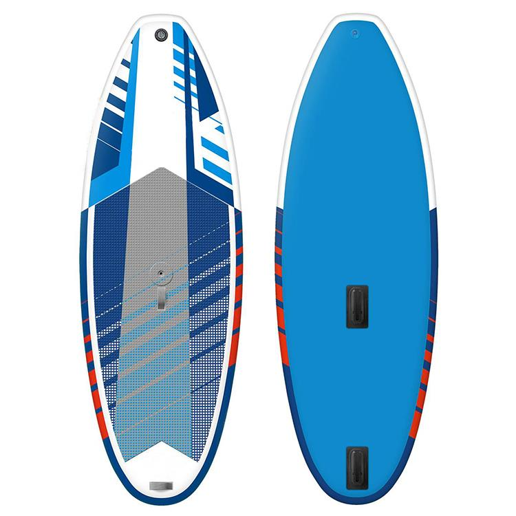 factory selling best inflatable paddle windsurf board