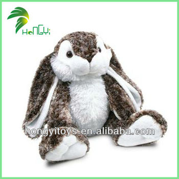 Bowed His Long Ears Rabbit Toys Plush
