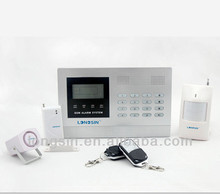 GSM alarm system burglar home security alarm panel LS-230-1