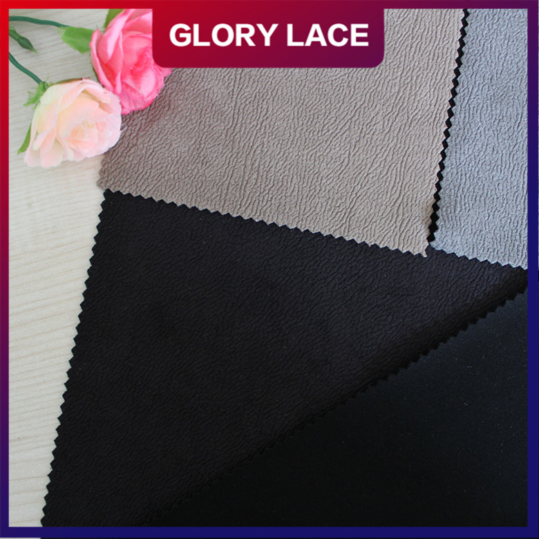new product 2016 elephant style Polyester Rayon Spandex NR Knitting TR feeder crepe knitted fabric