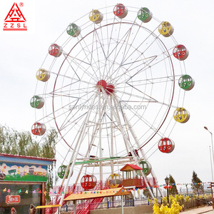 Attractive Popular Park Amusement Rides Ferris Wheel For Sale