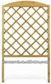 wooden garden trellis, outdoor wooden edging fence, wooden lattice