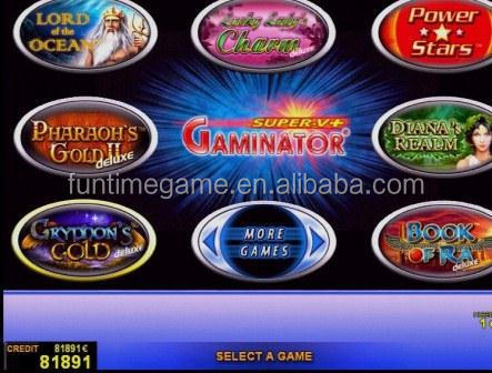 casino game board Super V+ Coldfire 2 14 in 1 / gaminator coolfire 2