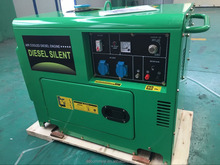 Silent Portable Generator 1kva-15kva diesel generator set Home Used wholesale price best quality