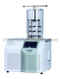 Home vacuum food freeze dryer price for sale