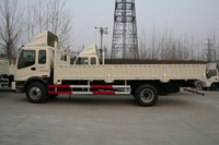 China truk new Foton auman heavy cargo/ van/box truck for sale