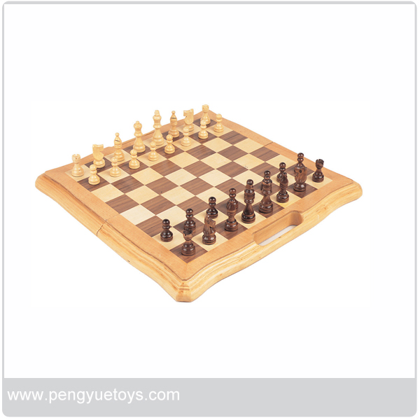 High quality wholesale wooden jade chess sets game set