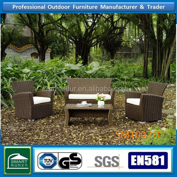 2015 Outdoor Garden furniture set rattan furniture set