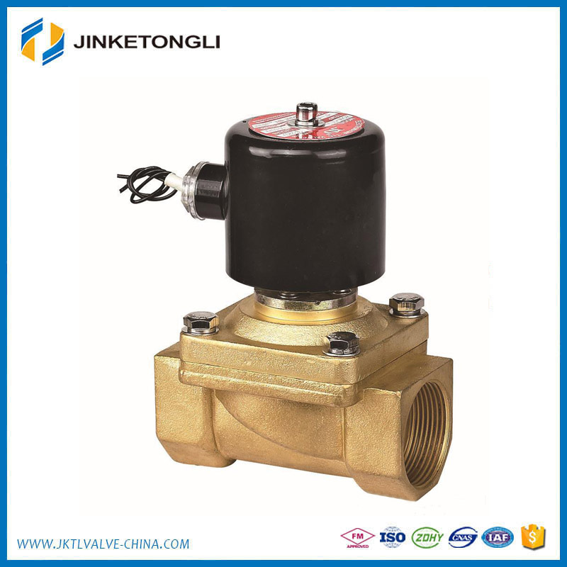 1/2 inch 12V 24V DC voltage magnetic latching solenoid valve
