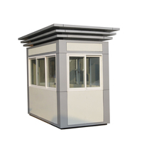 Factory price security guard cabin highway toll booths for sale