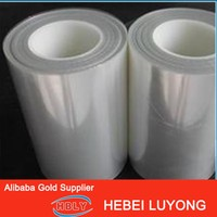 transparent polyethylene film