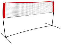 International Standard Badminton Net portable net foldable net with frame