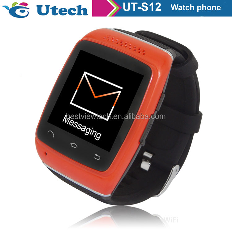 Factory wholesale ice cream system touch screen watch mobile phone