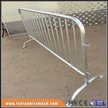 construction steel pipe safety barricades