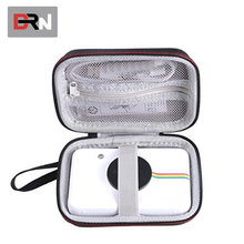 Custom shockproof portable hard eva mini instax dslr camera full printing color bag case