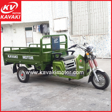 Thailand Popular KV110ZH-A Model Zongshen Engine 110CC Single Cylinder Mini Three Wheel Auto Motor Scooter