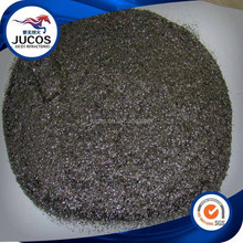 Natural crystalline flake graphite for refractory, electrode