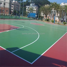 synthetic material interlocking outdoor portable basketball court sports flooring