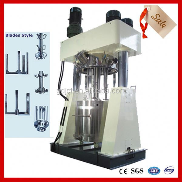 machine for structural pu adhesive
