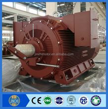 ac motor Y2HV500-4 1500KW 6000V/6kv antifriction bearings totally enclosed