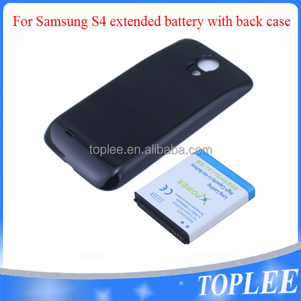 5800mAh Long Life Battery for Samsung S4 I9500/ Extended Rear Case