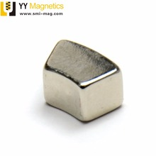 High quality sectored/arc neodymium magnet
