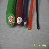 0GA power supply wire colors