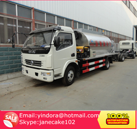 High quality low price truck mounted bitumen emulsion sprayer asphalt distributor trucks for sale