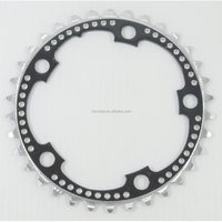 Carbon/Aluminum Alloy Gear Bicycle & chainwheel