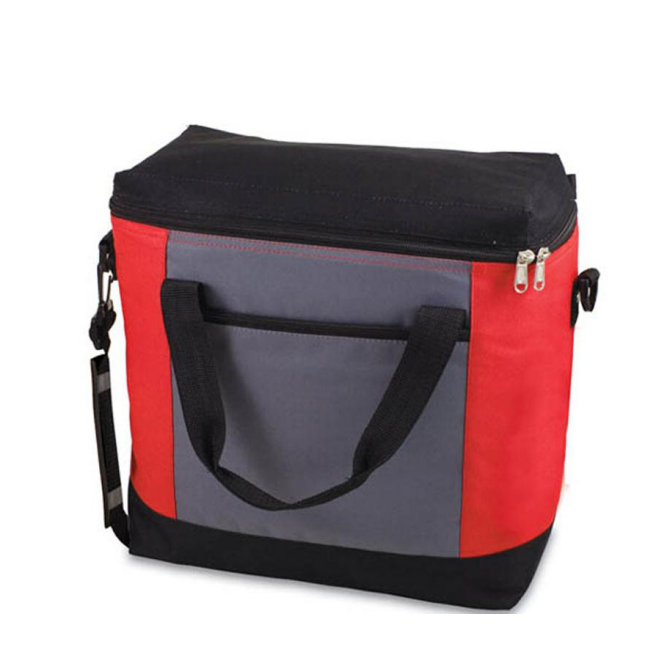 Carry PVC EPVA lining Picnic Fresh Meal Vegetable Fruit Cool Bag