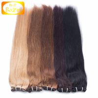 Best Top Quality 100 Pure Virgin Human Hair Weave Grade 7A Peruvian Hair Cheap Silky Straight