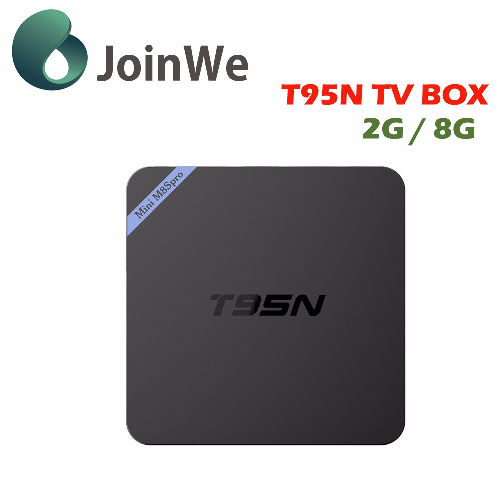 High Quality Android 5.1 Tv Box 2g +8g S905 T95n Mini M8s Pro T95n Wifi Tv Smart Box Internet Android Tv Box With Great Price