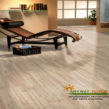 Free Sample Beautiful 3D Indoor Using PVC wooden Vinyl Flooring