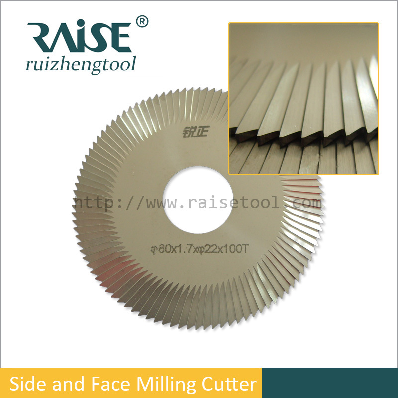 manufacture product china angle milling cutter tungsten carbide blade