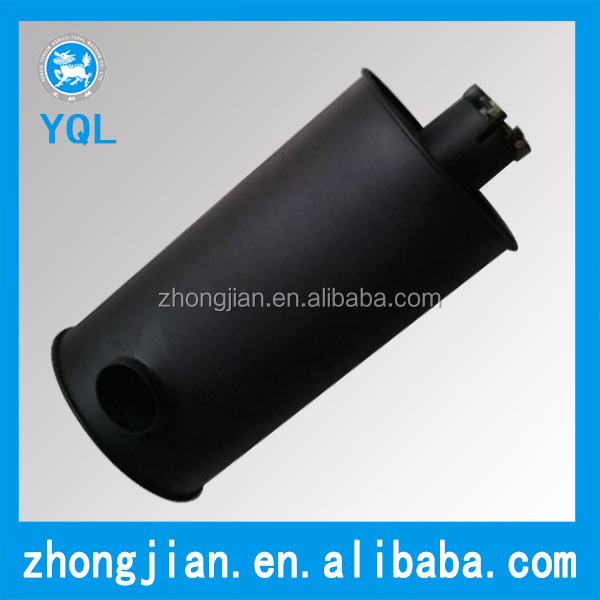 Weichai ZH4105 engine spare parts ZH4105 engine muffler/silencer