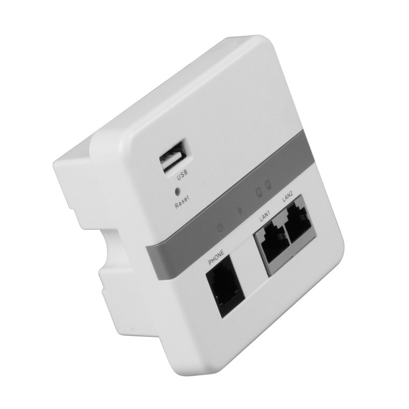 poe power supply mini white wifi indoor AP, access point for hotel, school,office from professional oem factory