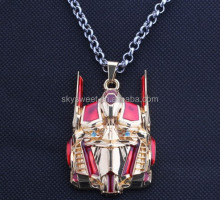 fashion necklace Optimus Prime pendant,transformers for autobot(SWTMD1453)